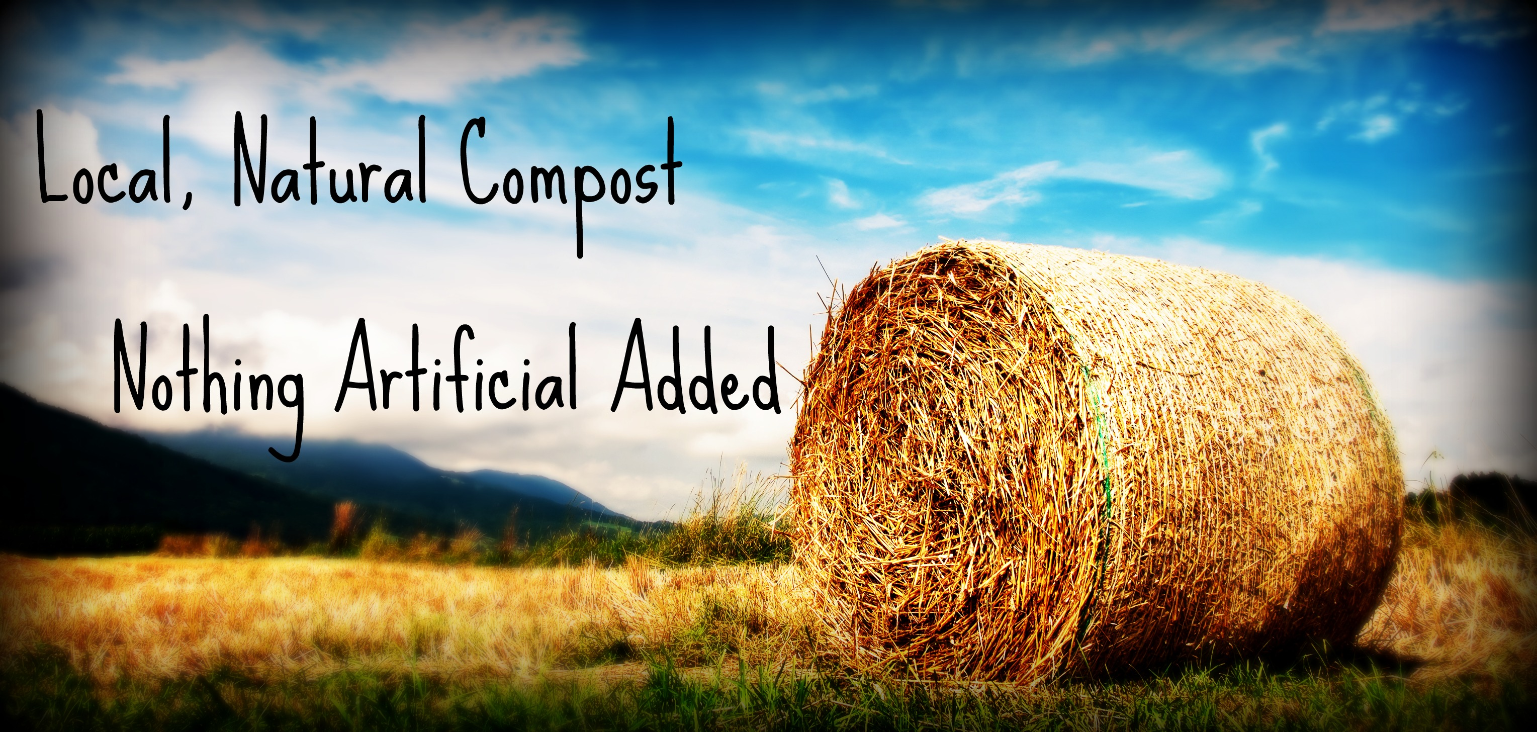 Green Barn Farms Natural Compost