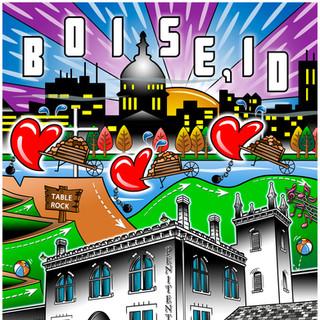 Boise Penitentiary