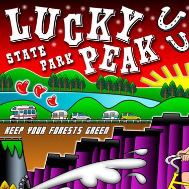 LUCKY PEAK