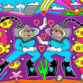 Deep Sea Lovers