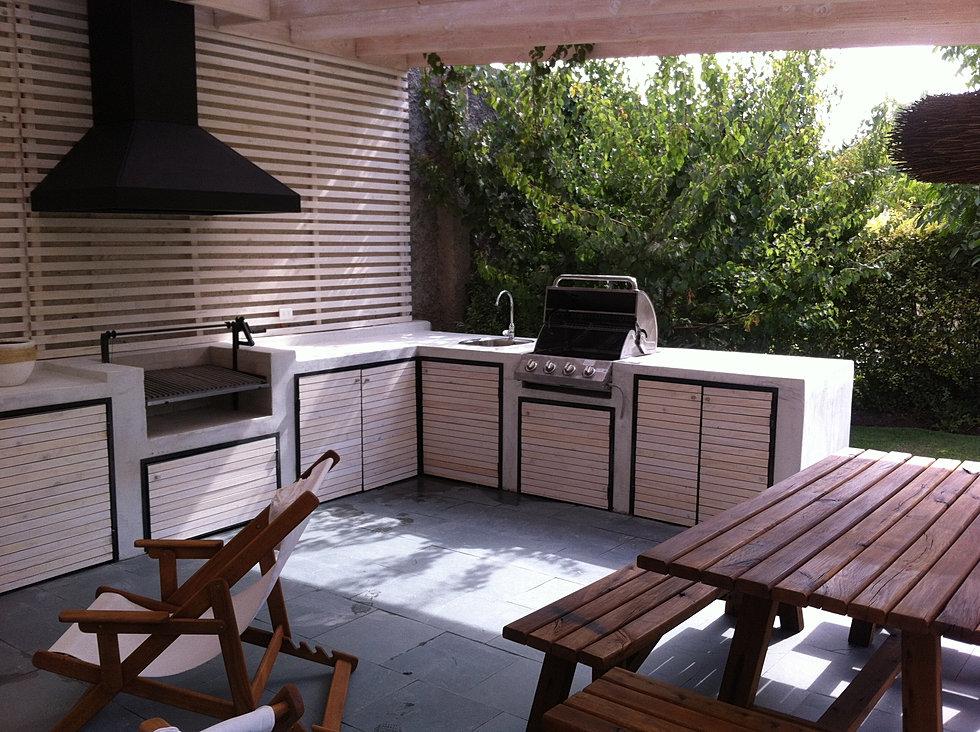 Terrazas y quinchos obraa chile for Easy terrazas chile