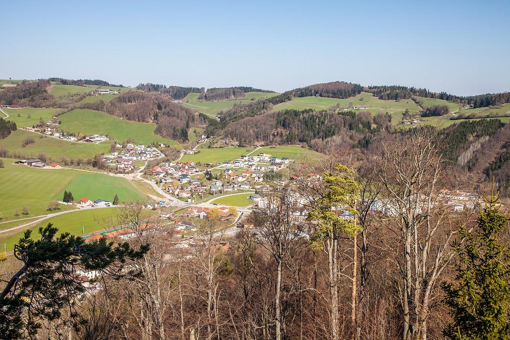 Rabenstein, Pielachtal, Mostviertel, Niederösterreich, Wandern, Wanderung