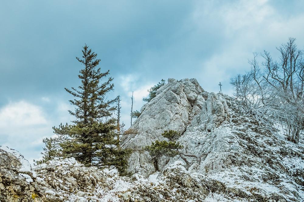 Gaisstein, Wienerwald, Wandern, Wandertipp, Niederösterreich, Gipfel, Gipfelkreuz, Bergtour, Bergerlebnis