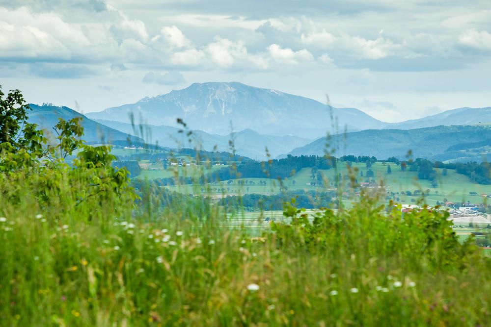 Ötscher, Rauer Kamm, Berg, Vaterberg, Mostviertel, Niederösterreich, Wandern, Wanderung, Ausflug, Bergtour
