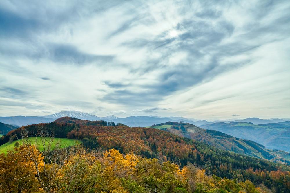 Ötscher, Aussicht, Fernsicht, Blassenstein, Scheibbs, Niederösterreich, Mostviertel, Wandern, Wanderung,