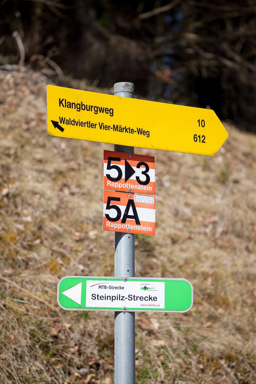 Ritterkamp, kleiner Kamp, Kamp, Rapottenstein, Klangburgweg, Waldviertel, Niederösterreich, Wandern, Wanderung, Wanderweg, Klangburgweg