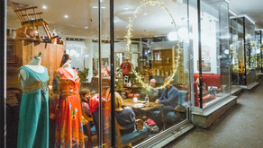 Norwegen: Lokal-Tipp Tromsö - Kaffeehaus oder Secondhandshop?  Smørtorget!