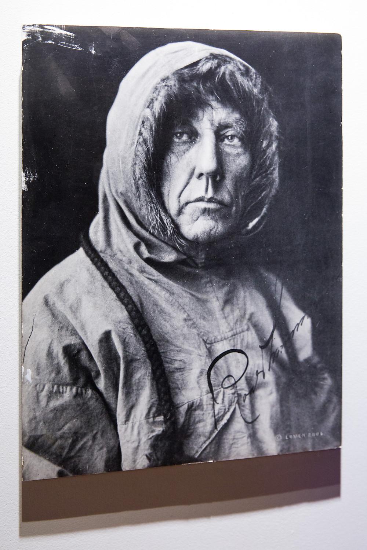 Ausstellung Polarmuseum Tromsö