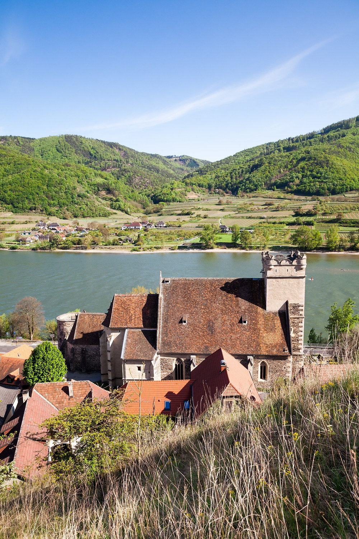 Sankt Michael, Sage, sieben Hasen, Kirche, Wachau, Wandern, Wandertipp, Ausflug