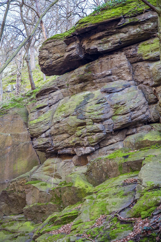 Vogelbergsteig, Dürnstein, Wachau, Niederösterreich, Wanderung, Wandern, Wanderweg, Steig, Felsen