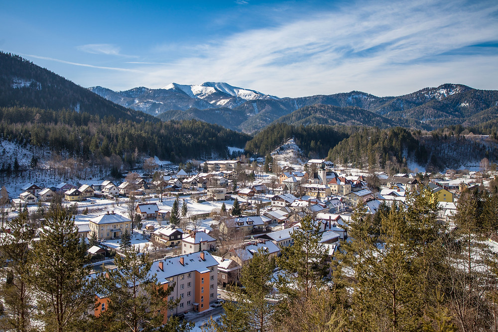 Zdarskyhütte, St. Aegyd, Voralpen, Niederösterreich, Wancurasteig, Steig, Winterwandern, Wandern, Wanderung,