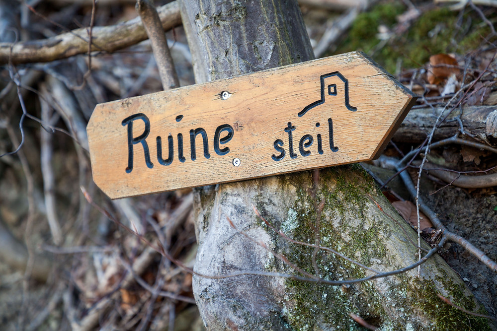 Ruine Rabenstein, Ruine, Burg, Ritterburg, Rabenstein, Pielachtal, Niederösterreich, Wandern, Wanderung