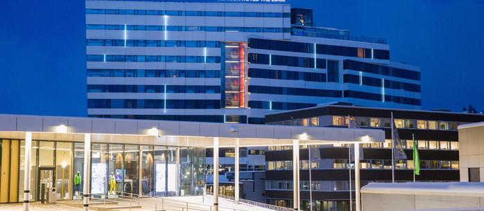 Norwegen: Tromsö Hotel-Tipp: Clarion the Edge, perfekte Lage im Hafen & einfach alles top!