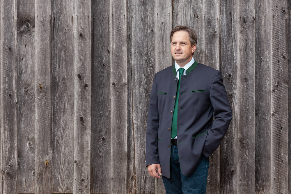 LKNÖ Präsident Johannes Schmuckenschlager Business-Portrait