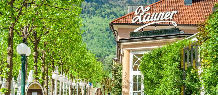 Salzkammergut Bad Ischl: Sehenswürdigkeit Café Zauner