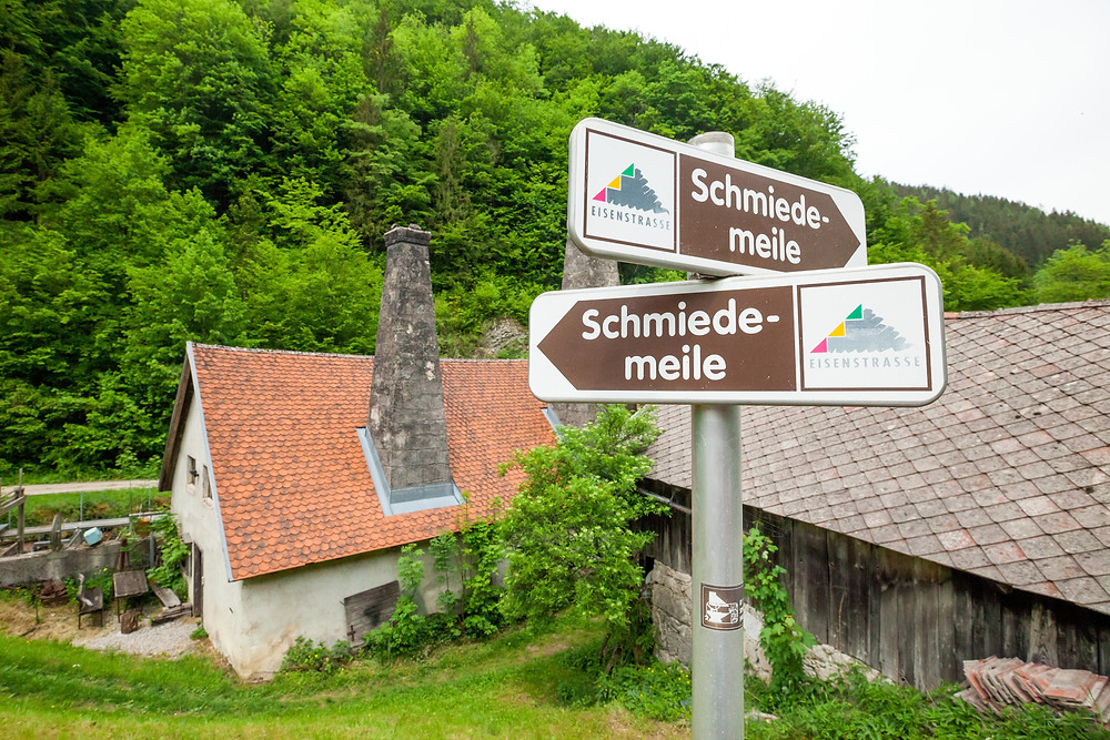 Schmiedemeile, Ybbsitz, Eisenstraße, Mostviertel, Niederösterreich, Wandern, Wandertipp, Genusswandern, Ausflug