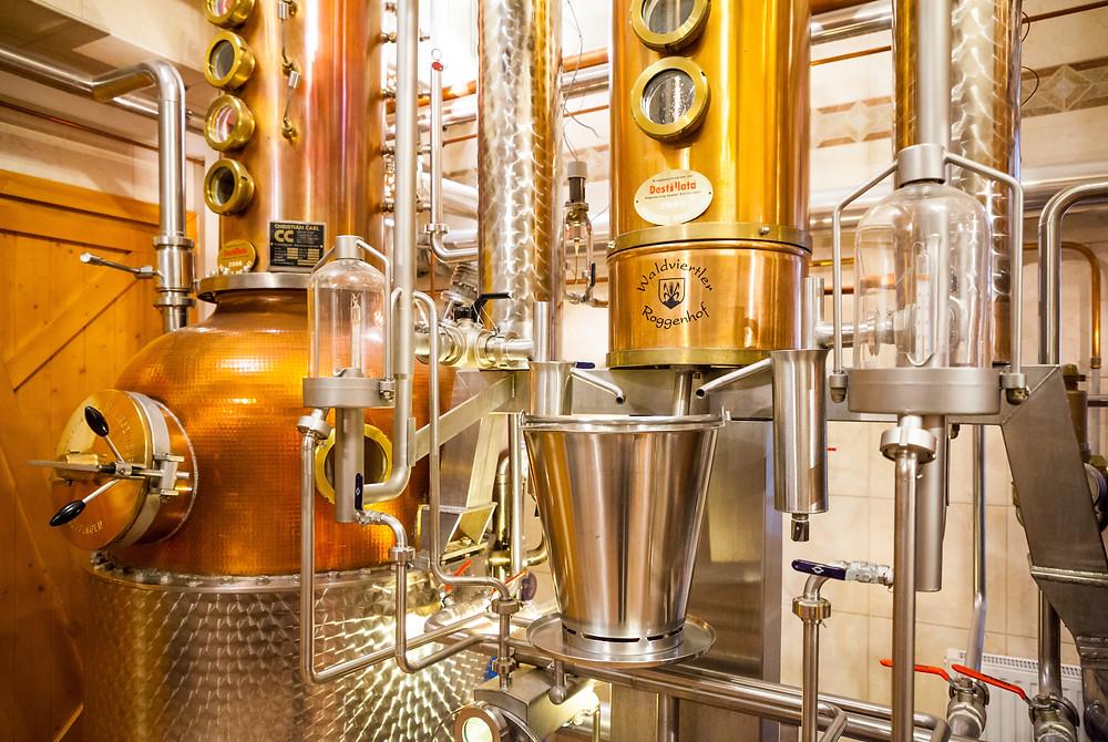 Whisky, Whisky-Erlebniswelt, Haider, Whisky-Destillerie, Roggenreith, Österreichischer Whisky, Waldvierter Whisky