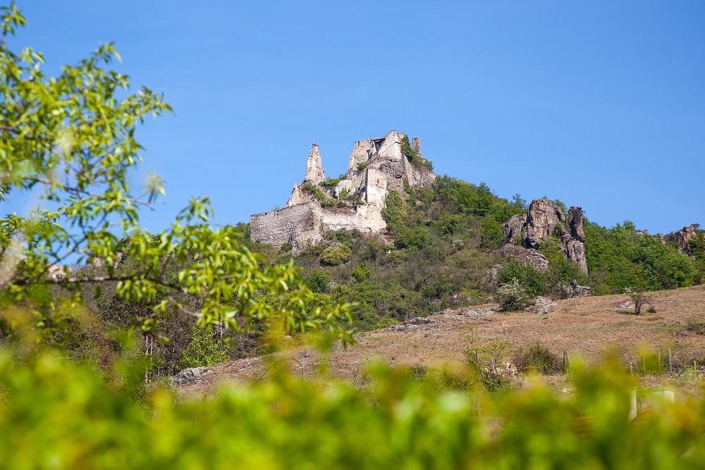 Ruine Dürnstein, Dürnstein, Wachau, Niederösterreich, Donau, Donautal, Wandern, Ausflug, Wandertipp