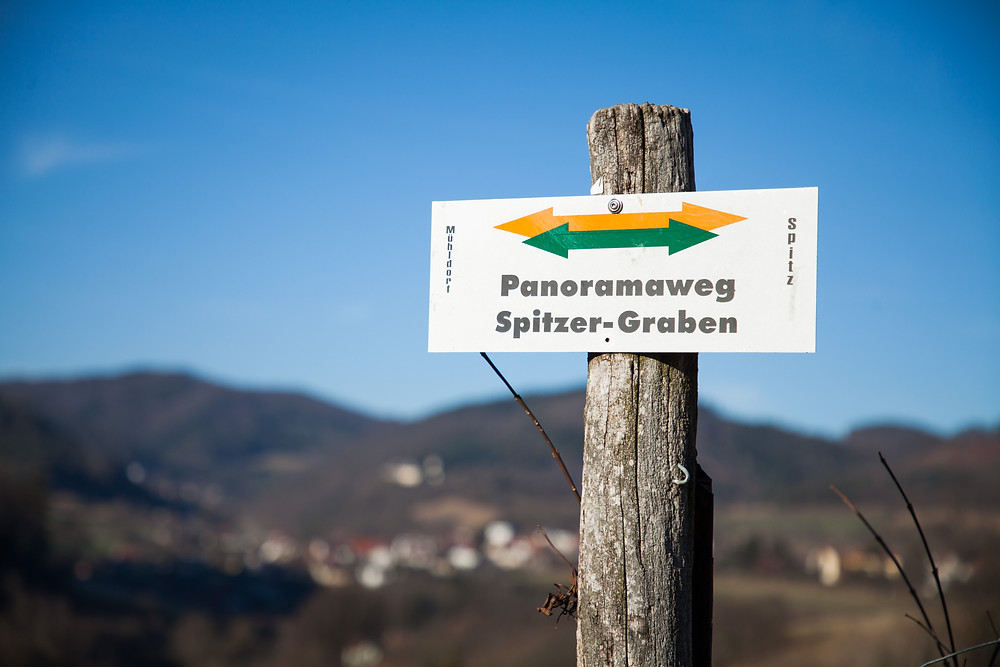 Wanderwege, Wachau, Spitzer Graben, Spitz, Panoramaweg, Niederösterreich, Wandern, Wanderung, Winterwandern,