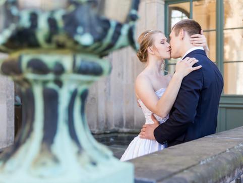Verliebt in Dresden
