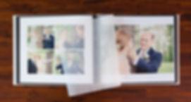 Hochzeitsablum, Fine Art Print, Fotosdruck, Leporello, Seidenraster, Fotoalbum