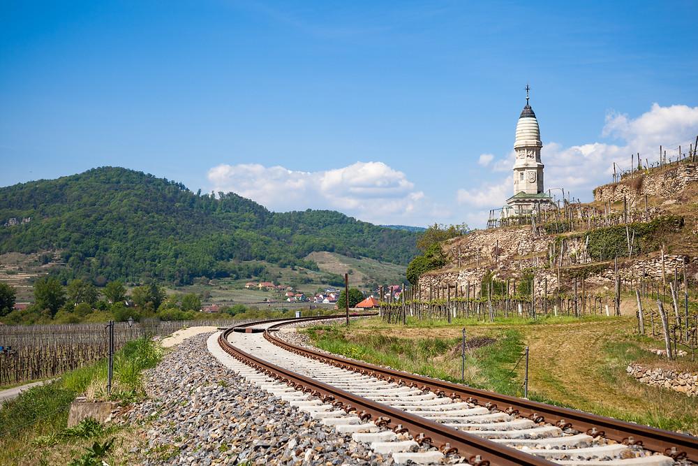Franzosendenkmal, Wachaubahn, Dürnstein, Wachau, Niederösterreich, Donau, Donautal, Wandern, Ausflug, Wandertipp