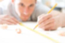Werbefotografie Tischlerei Bleistift