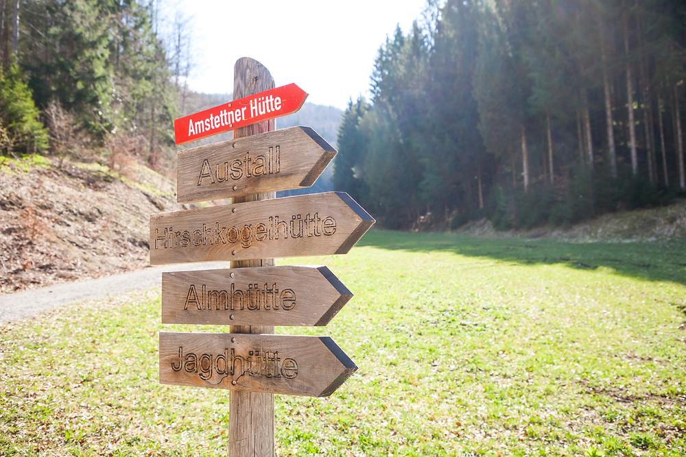 Wegweiser, Wandermarkierung, Wanderwegweiser, Orientierung, Wandern, Wanderung