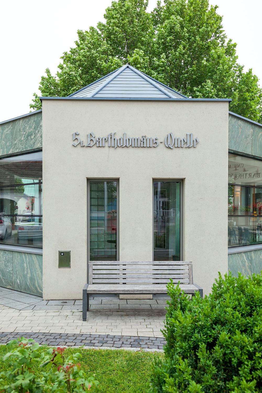 Illmitz, Sankt-Bartholomäus-Quelle, Heilquelle, Heilwasser, Radrunde, Radtour, Neusiedler See, Neusiedlersee, Burgenland, Urlaub, Reise, Kurzurlaub