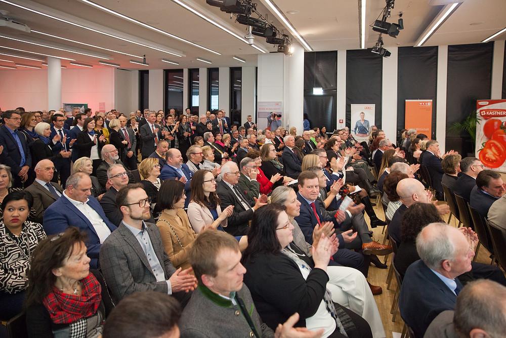 Neujahrsempfang 2020 der Wirtschaftskammer Niederösterreich im IMC Krems