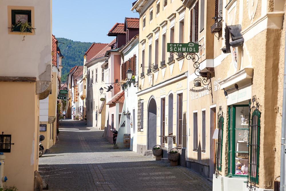 Altstadt, Dürnstein, Wachau, Niederösterreich, Donau, Donautal, Wandern, Ausflug, Wandertipp
