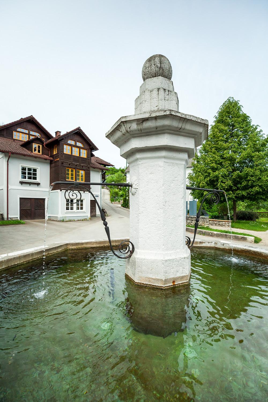 Schmiedemeile, Ybbsitz, Eisenstraße, Mostviertel, Niederösterreich, Wandern, Wandertipp, Genusswandern, Ausflug, Brunnen