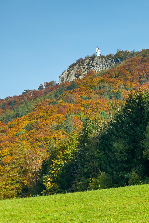 Urlingerwarte, Blassenstein, wandern, Wanderung, Herbst, Scheibbs, Mostviertel, Niederösterreich