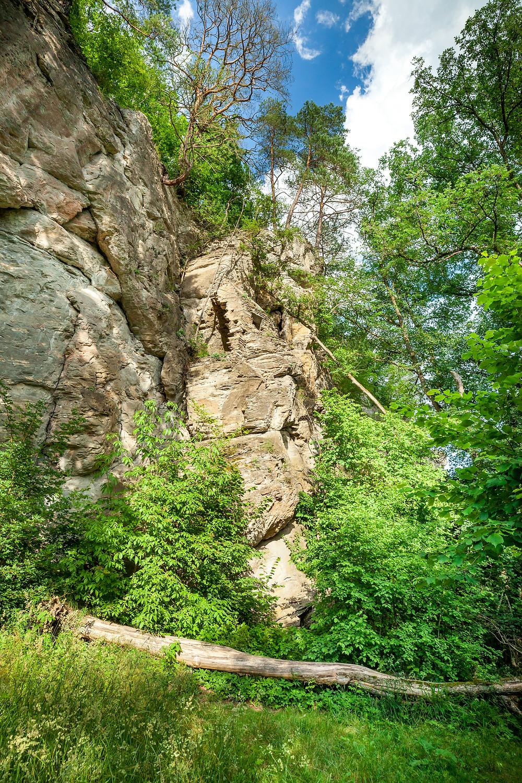 Wildkatzenweg, Einsiedlerweg, Nationalpark Thayatal, Thaya, Thayatal, Waldviertel, Niederösterreich, Naturpark, wandern, Wanderung, Ausflug, Hardegg, Einsiedlerhöhle, Klause