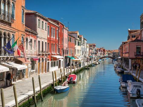 Italien - Venedig: Murano, die wohl bekannteste der Inseln in der Lagune