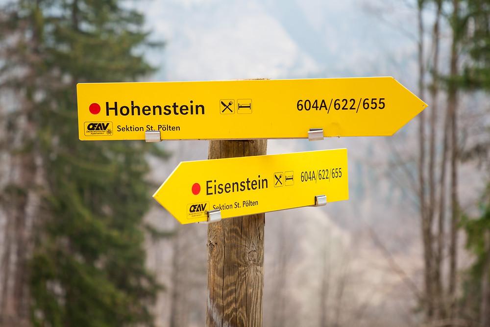 Hohenstein, Eisenstein, Pielachtal, Mostviertel, Niederösterreich, Wandern, Wanderung, Bergwandern