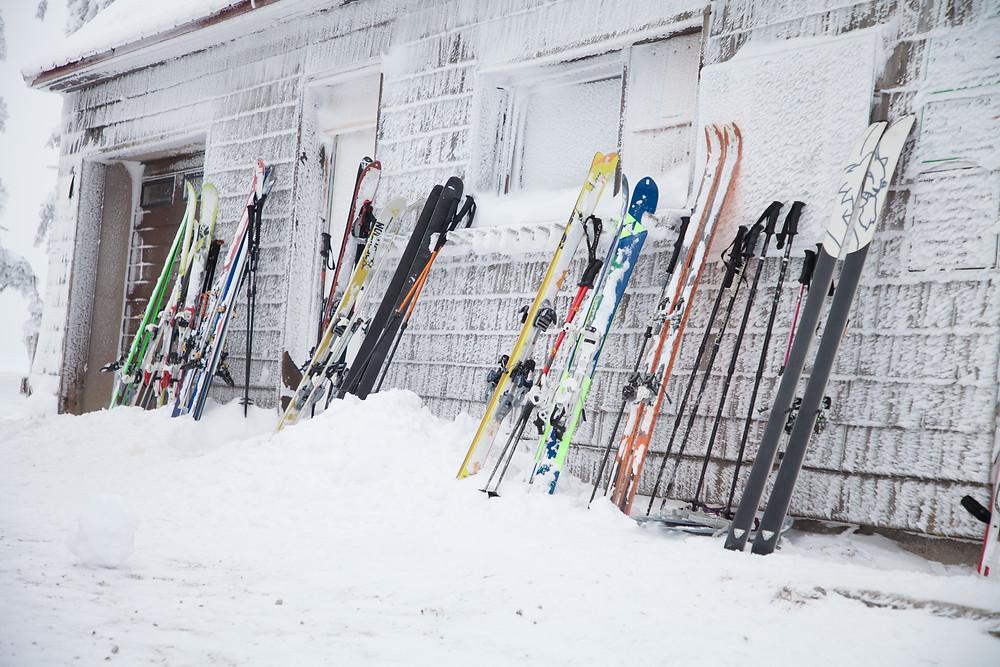 Tirolerkogel, Annaberghaus, Alpen, Wanderung, Wandern, Wanderweg, Winterwandaerung, Winterwandern, Schnee, Winterwald, Tourenski, Schneeschuh