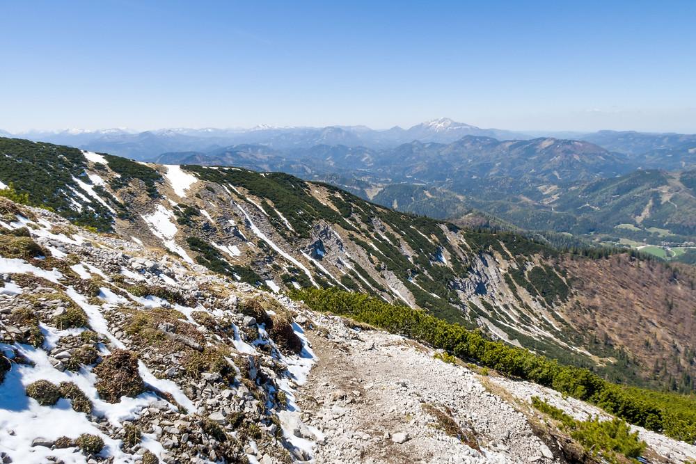 Göller, Mostviertel, Alpen, Niederösterreich, Wandern, Bergtour, Wandertipp, Bergwandern