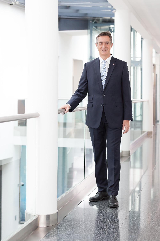 Christian Hager, Vorstand der Kremser Bank