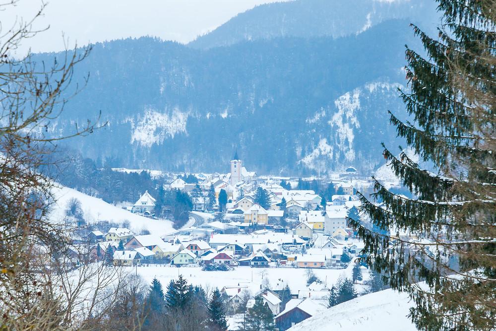 Eibl, Türnitz, Mostviertel, Niederösterreich, Alpen, Wandern, Wanderung, Winterwandern, Winterwald, Schnee, Winterurlaub, Winterspaß, Bergtour, Bergerlebnis