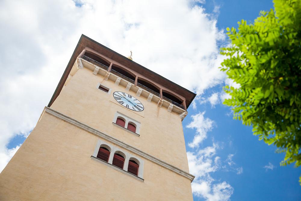 Retz, Retzer Windmühle, Windmühle, Weinviertel, Retzer Land, Wenzelsteg, Wandern, Wanderung, Ausflug, Niederösterreich, Retzer Altstadt, Retzer Rathaus