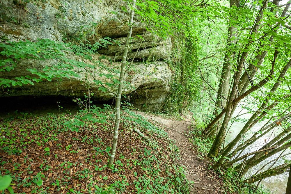 Purgstall, Mostviertel, wandern, Wanderung, Ausflug, Niederösterreich, Erlauftalschlucht, Erlauf