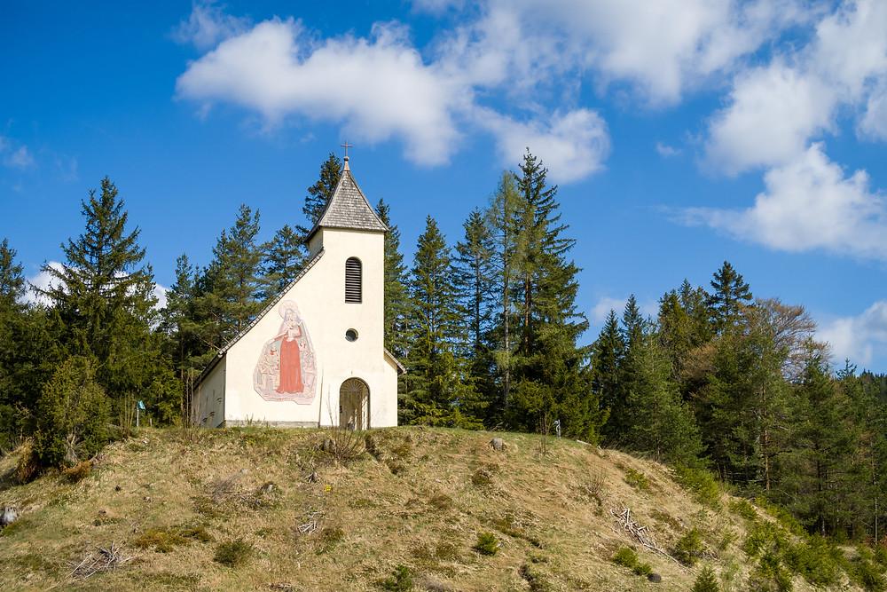 Gscheid, Gscheid-Kircherl, Göller, Mostviertel, Niederösterreich, Wandern, Wandertipp, Bergwandern, Bergtour