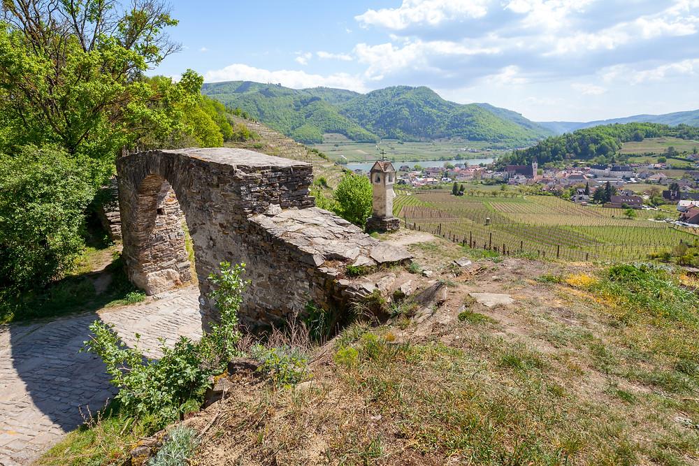 Rotes Tor, Spitz in der Wachau, Wachau, Niederösterreich, Wandern, Wandertipp, Ausflug