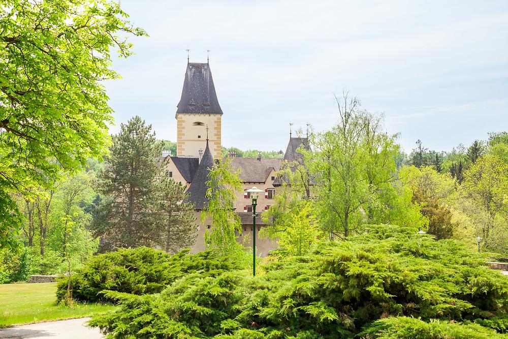 Schloss Ottenstein, Ottenstein, Burg, Schloss, Ottensteiner Stausee, Waldviertel, Niederösterreich, Ausflug, Ausflugstipp, Wandern, Wandertipp