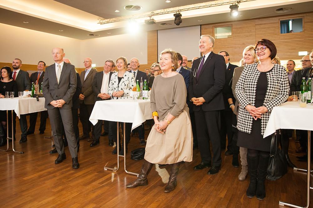 Neujahrsempfang 2020 der WKNÖ in St. Pölten im Julius Raab Saal des Wifi Nö