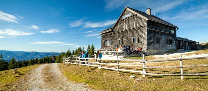 Wandern Alpen: vom Ebenwald auf die Reisalpe in Niederösterreich