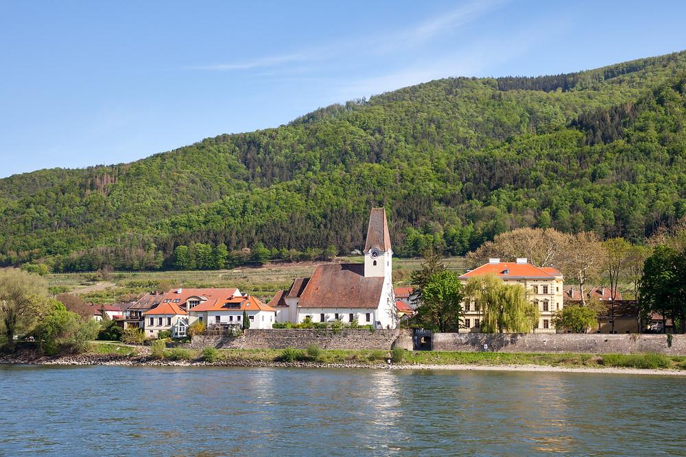 Arnsdorf, Wachau, Kirche, Niederösterreich, Wandern, Wandertipp