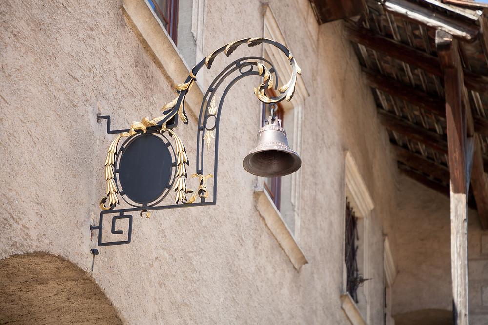 Schwallenbach, Wachau, Niederösterreich, Architektur, Glocke
