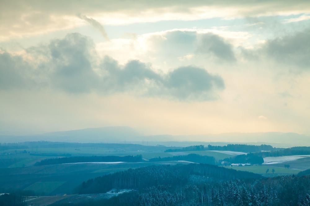 Dunkelsteinerwald, Mostviertel, Niederösterreich, Wandern, Wanderung, Wandertipp, Wanderreise, Wanderurlaub, Österreich, Kurzurlaub, Dunkelstein, Winterwandern, Rundwanderung, Winter, Schnee